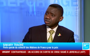 2. Intervention sur France24 Janvier 2013