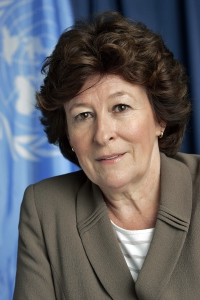 High Commissioner for Human Rights, Ms. Louise Arbour,