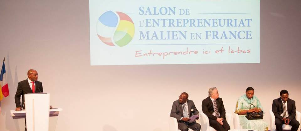 Salon de l entrepreneuriat malien en france pour relever for Salon creation entreprise